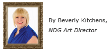 Beverly Kitchens, Art Director, NDG Communications