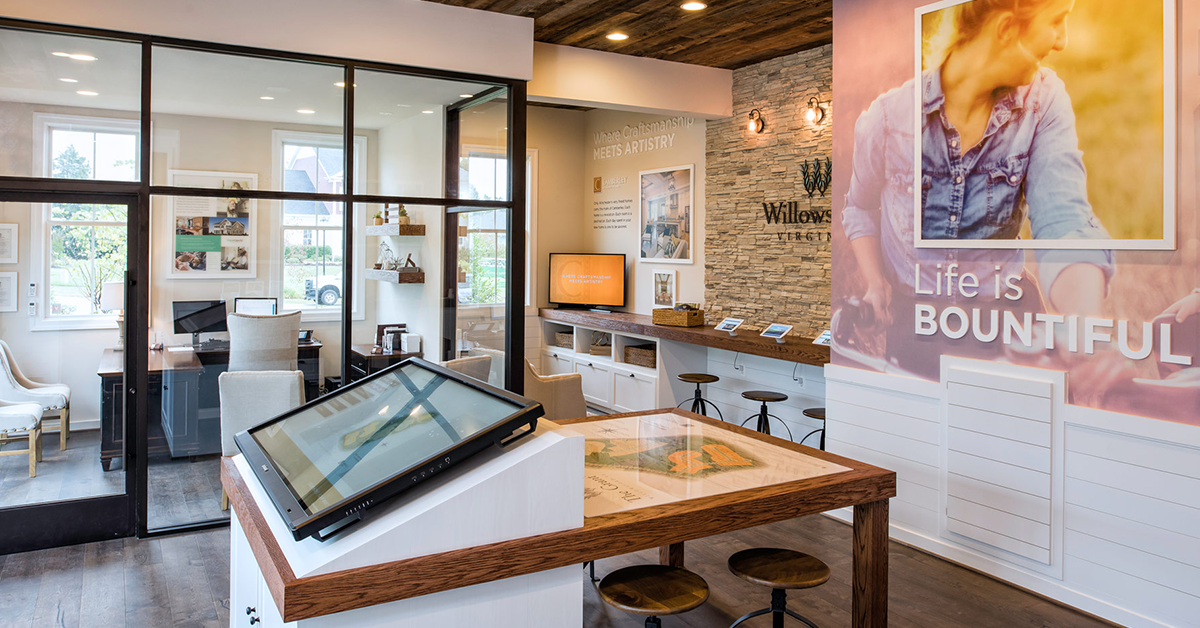 Winchester Homes' Latest New Home Gallery Expands Upon ...